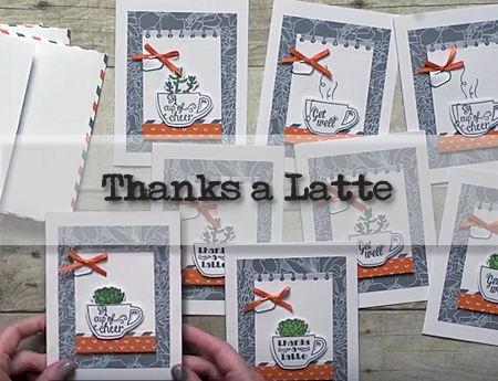 Pumpkin Latte Recipe for Fun at WildWestPaperArts.com