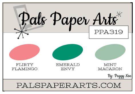 Simple Joys for PPA319 at WildWestPaperArts.com