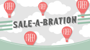 2017 Sale-A-Bration at Wild West Paper Arts