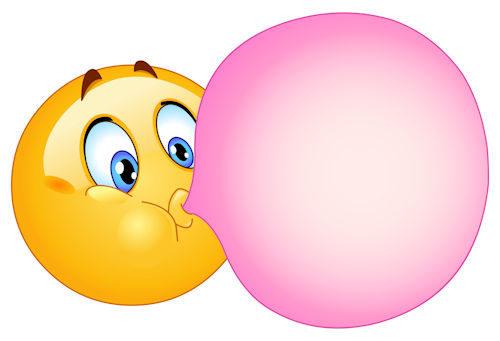Bubble Gum Day at Wild West Paper Arts