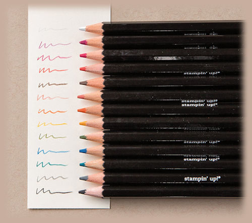Water Color Pencils 141709 at Wild West Paper Arts