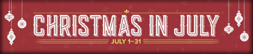 Christmas in July at WildWestPaperArts.com