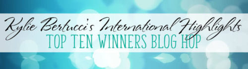 June Top Ten Winners Banners at WildWestPaperArts.com