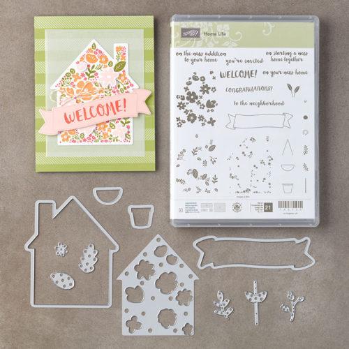Home Life Bundle 145311 at WildWestPaperArts.com