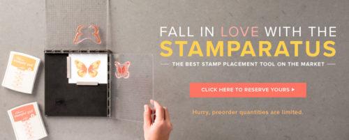 Do the Stamparatus at WildWestPaperArts.com