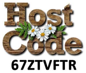 December Host Code at WildWestPaperArts.com