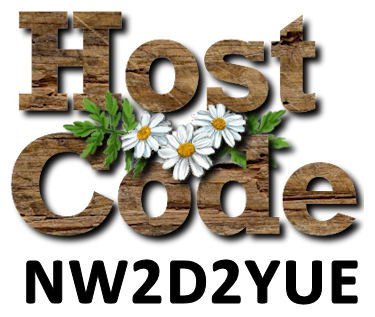 Current Host Code at WildWestPaperArts.com