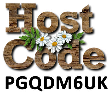 January 2018 Host Code at WildWestPaperArts.com