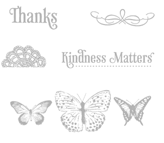 #122902 Kindness Matters by Stampin'Up!