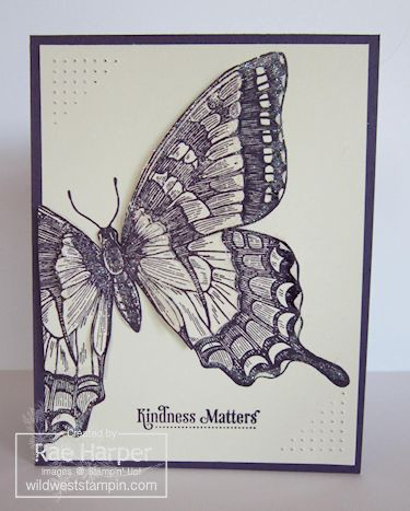 Swallowtail Butterfly by Stampin'Up!